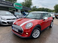 2015 MINI HATCH COOPER 1.5 COOPER D 3d 114 BHP £8689.00