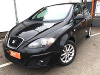 USED 2012 12 SEAT ALTEA 2.0 CR TDI SE DSG 5d AUTO 140 BHP