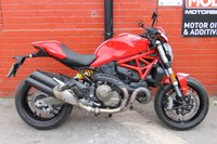 USED 2017 17 DUCATI M821 Monster A Stunning Low Mileage Make Italian Monster ! Finance Available.