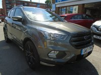 USED 2017 17 FORD KUGA 1.5 ST-LINE 5d 148 BHP ULEZ EXEMPT 1 OWNER! 11,000 MILES!