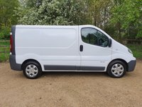 USED 2014 64 RENAULT TRAFIC 2.115 SL27 DCI 5d 115BHP *NO VAT* FSH ELECTRIC PACK RAC WARRANTY - NATIONWIDE DELIVERY Call 0161 338 8787 TO RESERVE NOW