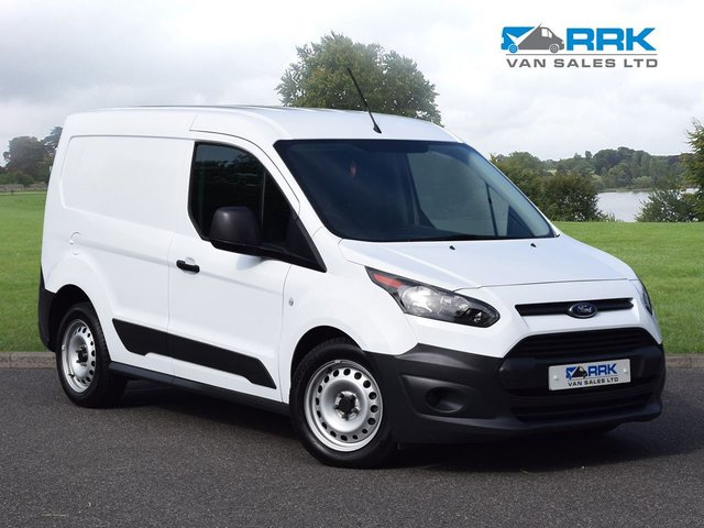 2018 18 FORD TRANSIT CONNECT 1.5 200 P/V 1d 74 BHP