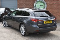 USED 2014 14 MAZDA 6 2.0 SPORT NAV 5d 163 BHP WE OFFER FINANCE ON THIS CAR