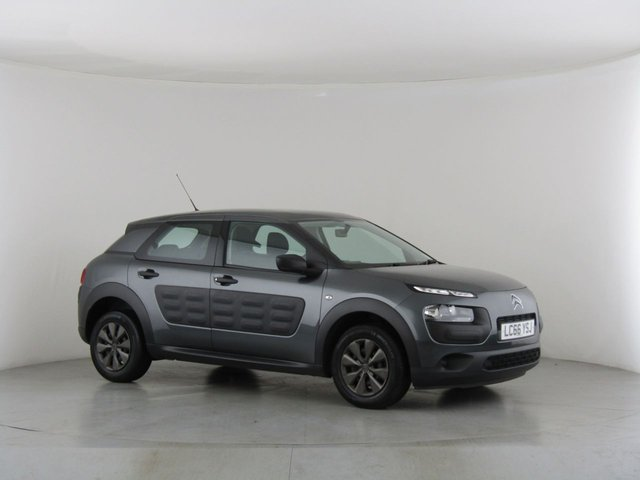 View our 2017 66 CITROEN C4 CACTUS 1.2 PURETECH TOUCH 5d 74 BHP