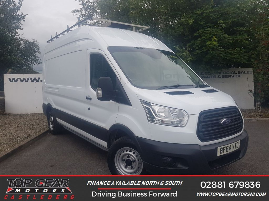 USED 2014 64 FORD TRANSIT 350 2.2 125 BHP L3 H3  H/R CHOOSE FROM 90 VANS**