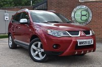 USED 2010 59 MITSUBISHI OUTLANDER 2.0 INTENSE WARRIOR H-LINE DI-D 5d 139 BHP WE OFFER FINANCE ON THIS CAR