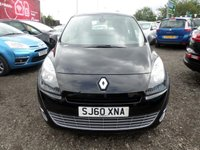 USED 2010 60 RENAULT SCENIC 1.5 DYNAMIQUE TOMTOM DCI FAP 5d 109 BHP