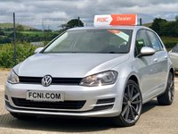 USED 2013 VOLKSWAGEN GOLF 1.6 S TDI BLUEMOTION TECHNOLOGY