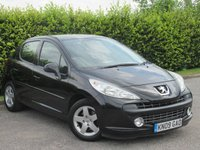 USED 2009 09 PEUGEOT 207 1.4 SPORT 5d  * LOW MILEAGE SPORTS HATCH *