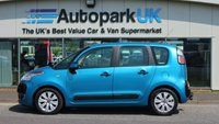 USED 2010 10 CITROEN C3 PICASSO 1.6 PICASSO VTR PLUS HDI 5d 90 BHP LOW DEPOSIT OR NO DEPOSIT FINANCE AVAILABLE