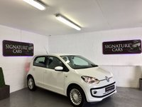 USED 2013 13 VOLKSWAGEN UP 1.0 HIGH UP 5d 74 BHP