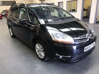 2009 CITROEN C4 GRAND PICASSO 2.0 EXCLUSIVE HDI EGS 5d AUTO 134 BHP £2995.00