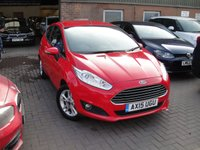 USED 2015 15 FORD FIESTA 1.2 ZETEC 3d 81 BHP ANY PART EXCHANGE WELCOME, COUNTRY WIDE DELIVERY ARRANGED, HUGE SPEC