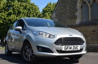 USED 2014 14 FORD FIESTA 1.6 ZETEC 5d AUTO 104 BHP Superb Condition Throughout
