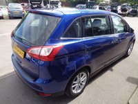 USED 2016 16 FORD GRAND C-MAX 1.5 ZETEC TDCI 5d 118 BHP