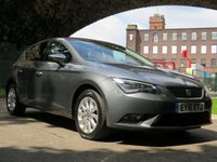 USED 2016 16 SEAT LEON 1.6 TDI SE DYNAMIC TECHNOLOGY DSG 5d AUTO 109 BHP