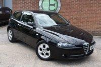 2007 ALFA ROMEO 147 1.9 JTDM 16V TURISMO 3d 148 BHP £1490.00