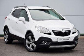 2014 VAUXHALL MOKKA 1.6 SE S/S 5d 113 BHP £7450.00