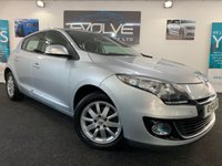 USED 2013 RENAULT MEGANE 1.5 DYNAMIQUE TOMTOM DCI 5d 110 BHP IMMACULATE, GREAT SPEC.