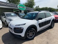 2016 CITROEN C4 CACTUS 1.6 BLUEHDI FEEL 5d 98 BHP £7489.00