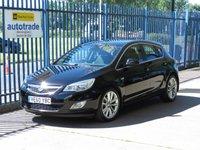 2011 VAUXHALL ASTRA 1.6 SE 5d 113 BHP £3500.00