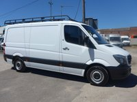 USED 2013 63 MERCEDES-BENZ SPRINTER 313 CDI MWB LOW ROOF, 130 BHP [EURO 5]