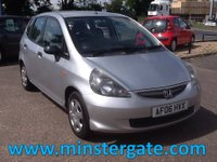 2006 HONDA JAZZ 1.2 DSI S 5d 76 BHP * ONLY 46000 MILES, SERVICE HISTORY * £1990.00