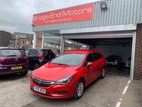 USED 2016 16 VAUXHALL ASTRA 1.4 TECH LINE S/S 5d AUTO 148 BHP ONLY 5761 MILES FROM NEW! VERY LOW MILEAGE, NEW MODEL AUTOMATIC,SAT NAV, ALLOY WHEELS, AIR CONDITIONING,REAR PARKING SENSORS, GREAT CONDITION, MEETS ALL LARGE CITY EMISSIONS STANDARDS