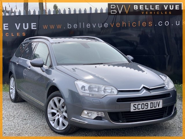 USED 2009 09 CITROEN C5 2.7 EXCLUSIVE HDI 5d 200 BHP *HUGE SPEC, TIMING BELTS DONE, MUST SEE!*