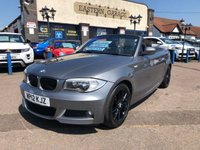 2012 BMW 1 SERIES 2.0 118D M SPORT 2d AUTO 141 BHP £SOLD