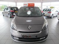 2013 RENAULT GRAND SCENIC 1.5 DYNAMIQUE TOMTOM ENERGY DCI S/S 5d 110 BHP £4900.00
