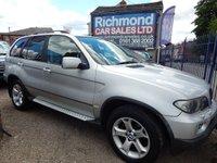 2004 BMW X5 3.0 D SE 5d AUTO 215 BHP £4295.00