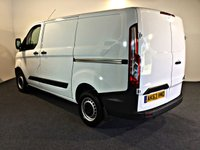 USED 2014 63 FORD TRANSIT CUSTOM 2.2 270 LR P/V 1d 99 BHP  Just serviced and new MOT at a Main Dealer, Hpi & National Mileage Register Check