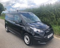 2016 FORD TRANSIT CONNECT 210 P/V £8995.00