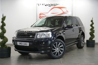 USED 2011 61 LAND ROVER FREELANDER 2.2 SD4 SPORT LE 5d AUTO 190 BHP *GREAT EXAMPLE, SERVICE HISTORY*