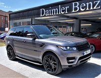 USED 2015 65 LAND ROVER RANGE ROVER SPORT 3.0 SDV6 HSE DYNAMIC 5d AUTO 288 BHP