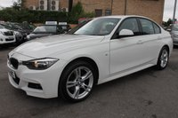 USED 2014 64 BMW 3 SERIES 2.0 320D XDRIVE M SPORT 4d 181 BHP RARE X DRIVE MODEL - MASSIVE SPECIFICATION - STUNNING EXAMPLE