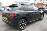 USED 2015 15 CITROEN C4 CACTUS 1.6 BLUEHDI FLAIR 5d 98 BHP JUST ONE OWNER FROM NEW - 4 SERVICE STAMPS - SAT NAV - REVERSE CAMERA - TOUCH SCREEN