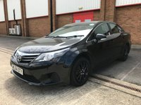 USED 2014 64 TOYOTA AVENSIS 2.0 D-4D ACTIVE 4d 124 BHP