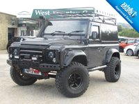 USED 2013 13 LAND ROVER DEFENDER 2.2 TD HARD TOP 1d 122 BHP Stand Out From The Crowd