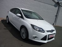 2012 FORD FOCUS 1.6 ZETEC (NEW SHAPE) £5795.00