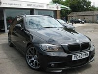 2009 BMW 3 SERIES 3.0 335D M SPORT TOURING 5d AUTO 282 BHP £SOLD