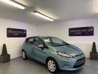 2009 FORD FIESTA 1.4 STYLE PLUS 5d AUTO 96 BHP £4000.00