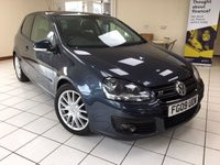 USED 2009 09 VOLKSWAGEN GOLF 2.0 GT SPORT TDI 3d 138 BHP  LOVELY SPECIFICATION / 62,500 MILES / COMPREHENSIVE SERVICE HISTORY / LEATHER TRIM / AIRCON / CRUISE CONTROL