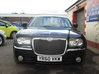 USED 2010 60 CHRYSLER 300C 3.0 CRD SRT 4d AUTO 215 BHP FULL SERVICE HISTORY - SEE IMAGES
