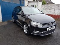 2017 VOLKSWAGEN POLO 1.2 MATCH EDITION TSI 5d 89 BHP £10990.00