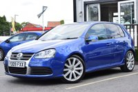 USED 2009 09 VOLKSWAGEN GOLF 3.2 R32 DSG 5d 250 BHP GREAT SERVICE HISTORY, FANTASTIC CONDITION, 250BHP!