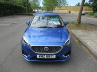 USED 2019 19 MG 3 1.5 EXCLUSIVE VTI-TECH 5d 106 BHP WAS £11,295 NOW ONLY £10,795 !!