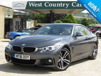 USED 2016 16 BMW 4 SERIES 3.0 440I M SPORT 2d AUTO 322 BHP Stunning Condition Throughout