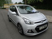 USED 2016 66 HYUNDAI I10 1.2 PREMIUM SE 5d 86 BHP WAS £8,995 NOW ONLY £8,495 !!